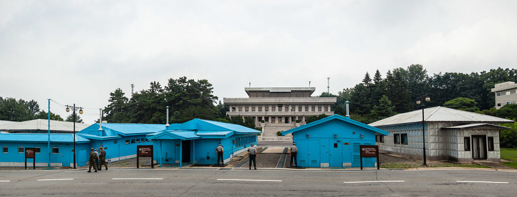 Panmunjeom (Joint Security Area)