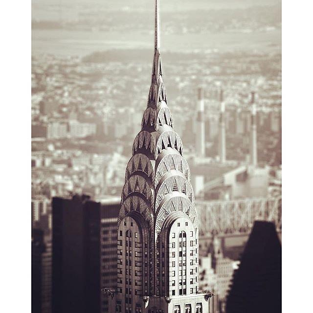 Art Déco #chryslerbuilding #oldiebutgoldie #nyc #artdeco #favoriteskyscraper