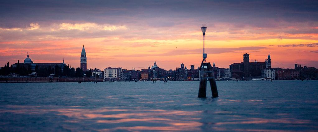 Venice Sunset II