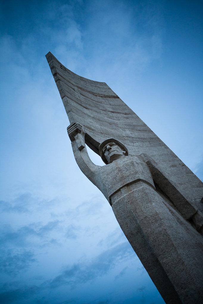 Zaisan Monument I